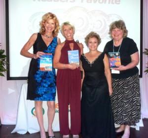 Sonia Marsh, Linda Kovic-Skow, Debra Gaynor and Susan Joyce
