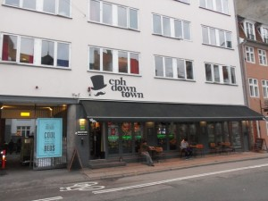 front part of the Copenhagen Youth Hostel