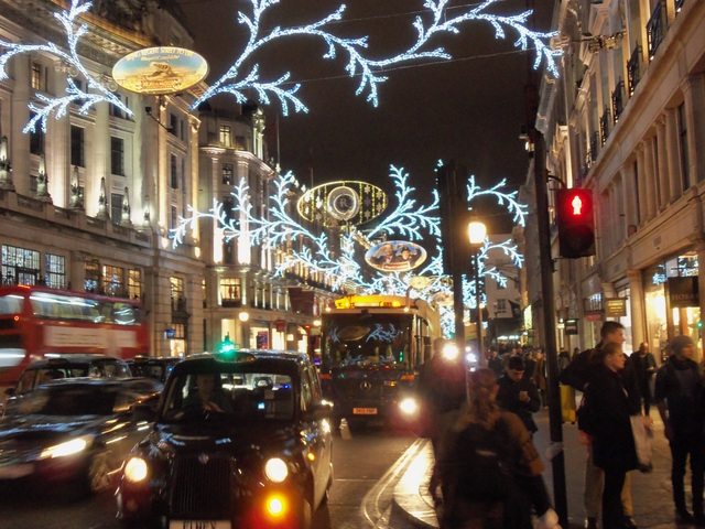 Christmas Holiday Season is Magical in London