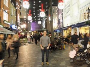 Jordan in London