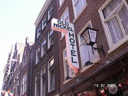 "Staying in the ""Red Light"" District of Amsterdam"