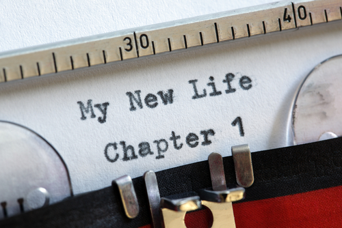 """""""My New Life"""" Chapter One"""