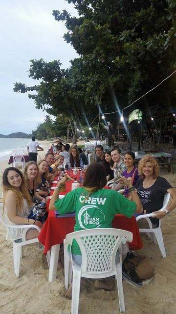 My First Impressions of Volunteering in Thailand