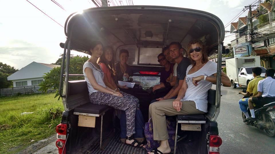 Jeep Bamboo