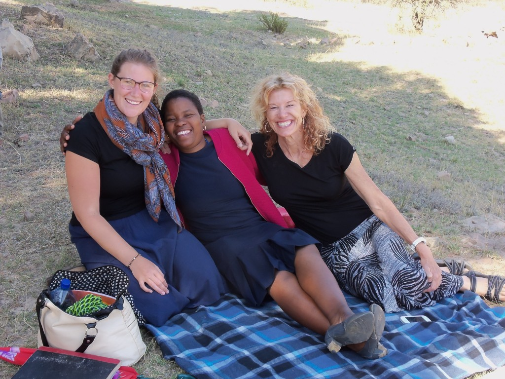 My First Experience Teaching in a Small Village in Lesotho