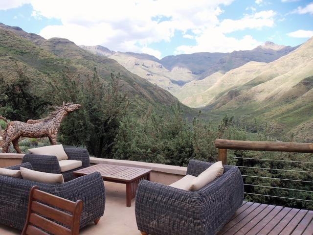 Views from Maliba Lodge