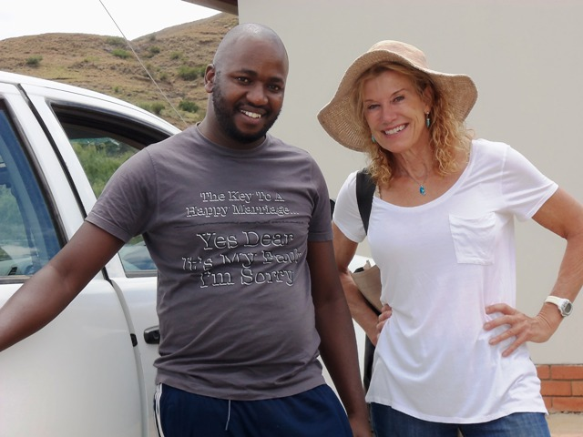 HIV/AIDS Orphans: Interview With Prince Harry's Sentebale Staff