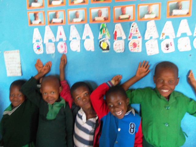 The Challenges of Teaching English in a Rural School in Lesotho