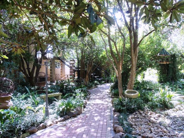 Cranberry gardens