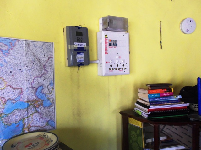 Electricity Has Arrived In My Village-Gutsy Living
