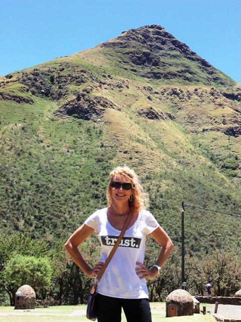 Sonia Marsh Peace Corps Volunteer in Lesotho
